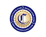 CONETOPS.COM BEERCANS.COM SELLBEERCANS.COM Logo - Entry #21