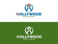 Hollywood Wellness Logo - Entry #98