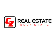 CZ Real Estate Rockstars Logo - Entry #8