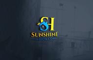 Sunshine Homes Logo - Entry #324
