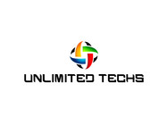 Unlimited Techs Logo - Entry #24