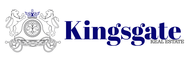 Kingsgate Real Estate Logo - Entry #124