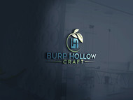 Burp Hollow Craft  Logo - Entry #51