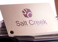 Salt Creek Logo - Entry #38