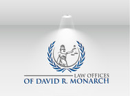 Law Offices of David R. Monarch Logo - Entry #152