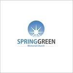 Spring Green Memorial Church Logo - Entry #120