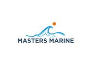 Masters Marine Logo - Entry #116