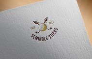 Seminole Sticks Logo - Entry #47