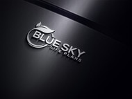 Blue Sky Life Plans Logo - Entry #270
