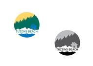 Tuzzins Beach Logo - Entry #155
