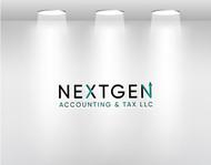 NextGen Accounting & Tax LLC Logo - Entry #50
