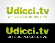 Udicci.tv Logo - Entry #150