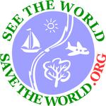 Non Profit Logo - SeeTheWorldSaveTheWorld.org - Entry #5