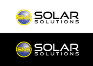 SNS Solar Solutions Logo - Entry #68