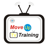 Move Up TV Training  Logo - Entry #61