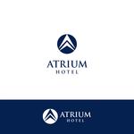 Atrium Hotel Logo - Entry #43