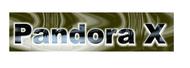 Pandora X Logo - Entry #6