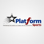 "Platform Sports "" Equipping the leaders of tomorrow for Greatness."" Logo - Entry #16"
