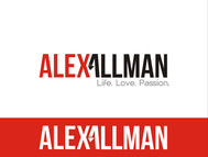 Alex Allman Logo - Entry #17