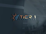 Tier 1 Products Logo - Entry #452