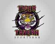 Tiger Tavern Logo - Entry #46