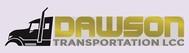 Dawson Transportation LLC. Logo - Entry #155