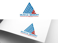 Muscle Memory fitness Logo - Entry #58