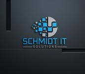 Schmidt IT Solutions Logo - Entry #70