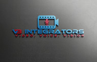 V3 Integrators Logo - Entry #141