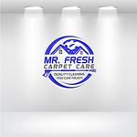 Mr. Fresh Carpet Care Logo - Entry #29