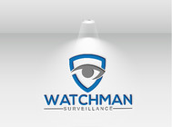 Watchman Surveillance Logo - Entry #241