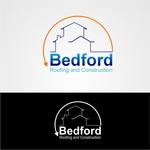 Bedford Roofing and Construction Logo - Entry #111