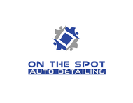 On the Spot Auto Detailing Logo - Entry #34
