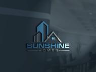 Sunshine Homes Logo - Entry #556