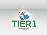 Tier 1 Products Logo - Entry #291