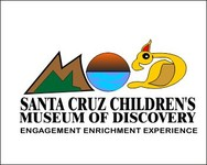 santa cruz children's museum of discovery  MOD Logo - Entry #25