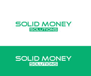 Solid Money Solutions Logo - Entry #121