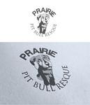 Prairie Pit Bull Rescue Logo - Entry #29