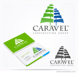 Caravel Construction Group Logo - Entry #57