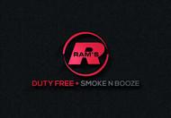 Rams Duty Free + Smoke & Booze Logo - Entry #295