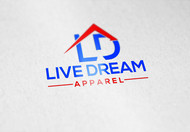 LiveDream Apparel Logo - Entry #38