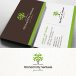 Logo & business card - Entry #40