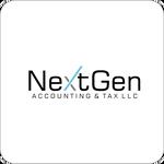 NextGen Accounting & Tax LLC Logo - Entry #20