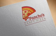 Pancho's Craft Pizza Logo - Entry #79