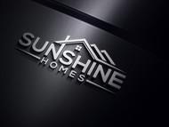 Sunshine Homes Logo - Entry #375
