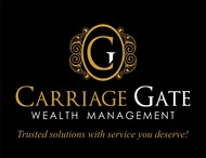 Carriage Gate Wealth Management Logo - Entry #2