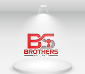 Brothers Security Logo - Entry #78