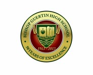 Bishop Guertin High School  (note the school also uses BG as the abbreviation) Logo - Entry #50