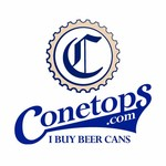 CONETOPS.COM BEERCANS.COM SELLBEERCANS.COM Logo - Entry #7