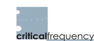 Critical Frequency Logo - Entry #10